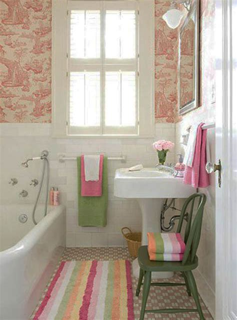 Decorating Ideas For Bathrooms On A Budget by Small Bathroom Design Ideas On A Budget Easyday