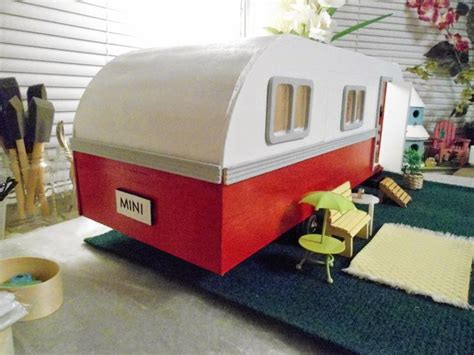dollhouse trailer 17 best images about various dollhouse mini trailers on