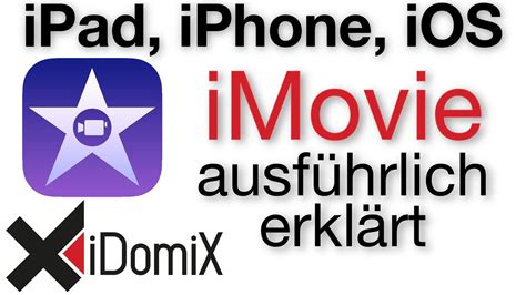 tutorial imovie 11 español pdf idomix tutorials on demand
