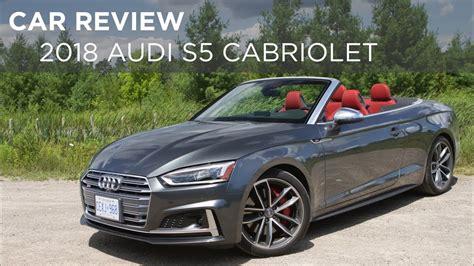 car review  audi  cabriolet drivingca youtube
