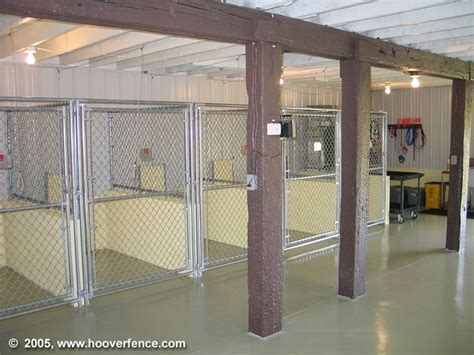 indoor kennels finished garage
