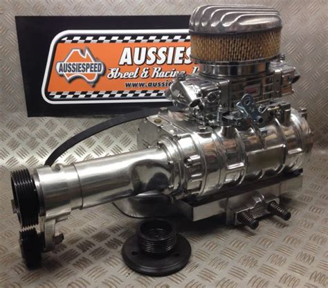 holden 308 supercharger aussiespeed performance products australian manufacturers