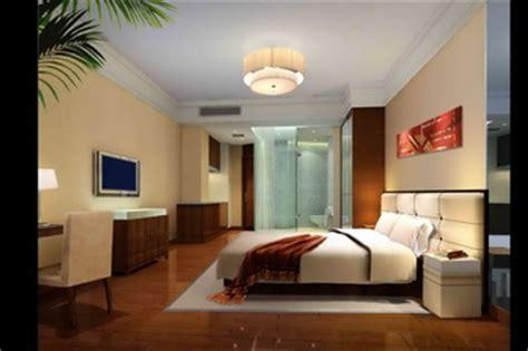 modern hotel style comfortable bedroom  model downloadfree  models