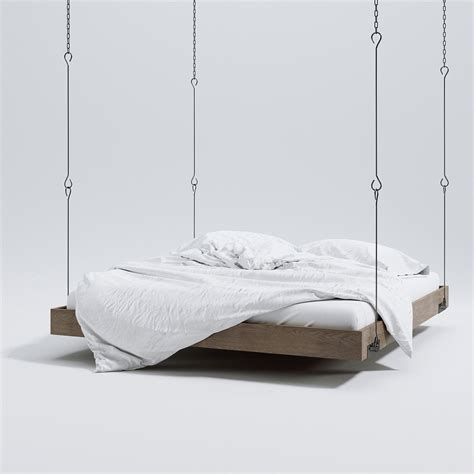 hanging beds hanging bed triangle form 3d models scenes