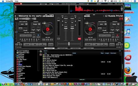 virtual dj download virtual dj for mac review download tips and tricks