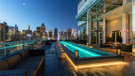 Top Rooftop Bars In Nyc by 5 Best Rooftop Bars In Nyc The Luxe Insider