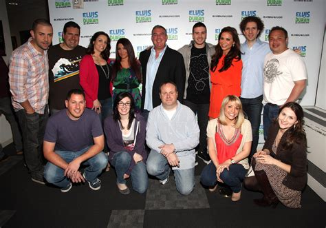 in the morning cast elvis duran photos photos the quot jersey shore quot cast visits