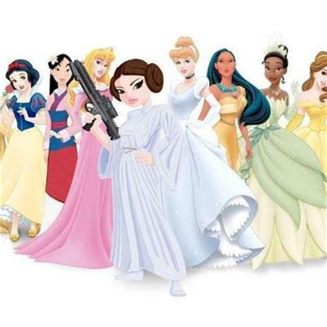 New Princes new media society leia as the new disney princess
