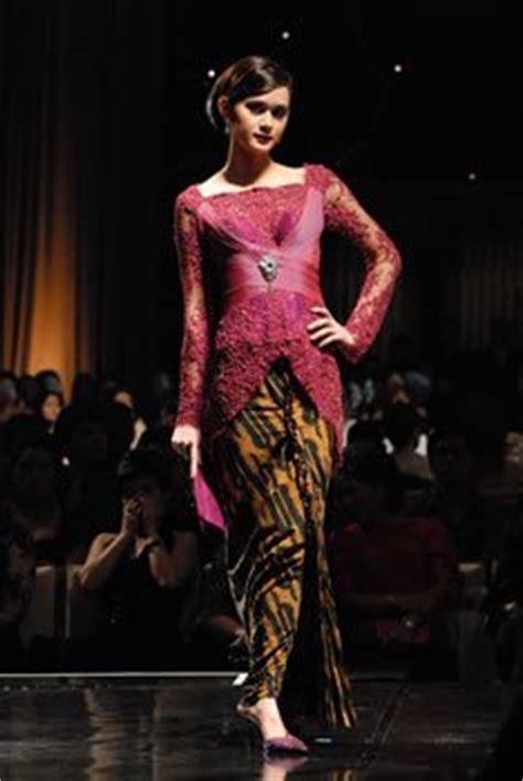 Kebaya Jadi Modif Rang Rang Warna Hijau Lumut Size S fashion be a trendsetter kebaya modern 2011
