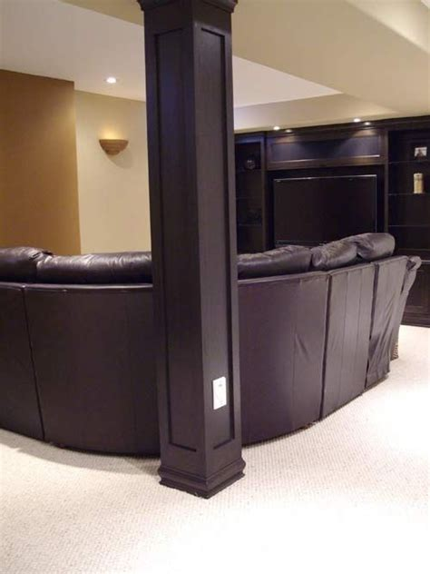 basement wrap 1000 ideas about basement pole covers on pinterest