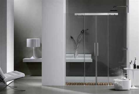 Ultra Modernes Badezimmer by Duschkabine Aus Glas Moderne Beispiele Archzine Net