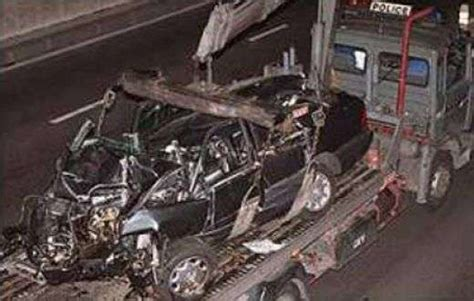 diana car crash pics pictures of princess diana car new news