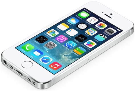Apple Iphone 5s Silver Iphone 5s E apple apple iphone 5s 32gb silver mobiln 237 telefonky