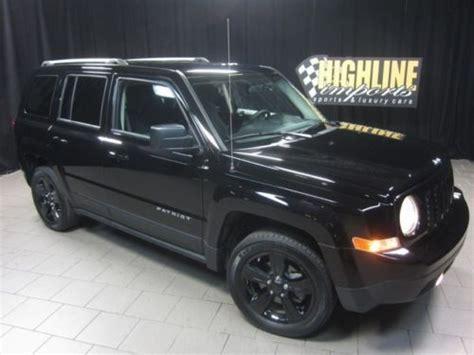 2012 Jeep Patriot Mpg Buy Used 2012 Jeep Patriot Latitude Heated Seats 28mpg