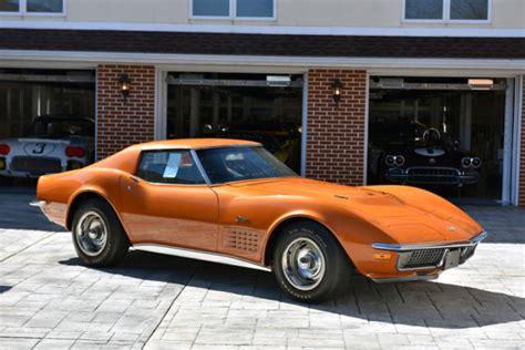 1971 corvette restoration 1971 ls6 corvette extremely exceptional condition