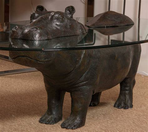 Hippo Table By Mark Stoddart For Sale At 1stdibs Hippo Coffee Table