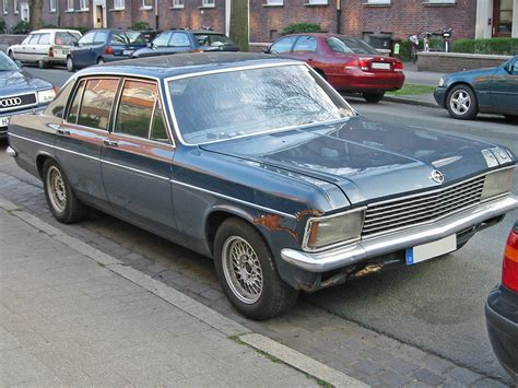 Opel Admiral 0