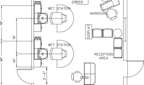 small beauty salon floor plans beauty salon floor plan design layout square foot home