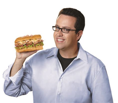 Jared Who by Subway S Jared Fogle Celebrates 15 Years Of Successful