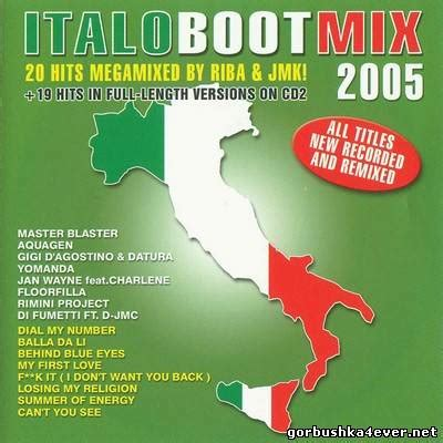 italo boot mix 2005 vol 01 2005 2xcd 24 february