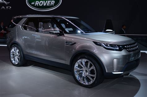 land rover discovery concept next gen land rover discovery just the beginning motor trend