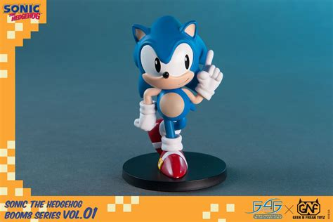 Pvc Sonic sonic the hedgehog boom8 series combo pack sonic the