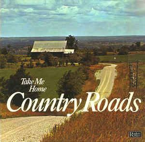 various take me home country roads vinyl lp at discogs