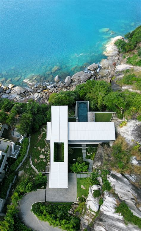 home architect top companies list in thailand house on the rocks villa amanzi phuket thailand