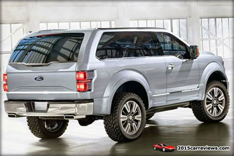 ready     ford bronco  edition
