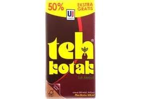 Teh Kotak Ultrajaya ultrajaya teh kotak tea drink 6 76fl oz 24 units grocery gourmet