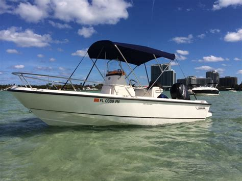 My Big Outrage by Whalercentral Boston Whaler Boat Information And Photos