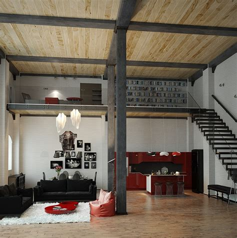 industrial apartment converted industrial spaces becomes gorgeous apartments
