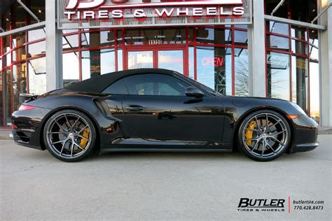 Kaos Bigsize Porsche 101 porsche 991 911 turbo s with 21in hre p101 wheels exclusively from butler tires and wheels in