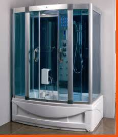 Whirlpool Bath With Shower Steam Shower Room With Deep Whirlpool Tub Heater 1500w