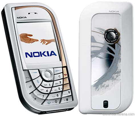 nokia 7610 pictures, official photos