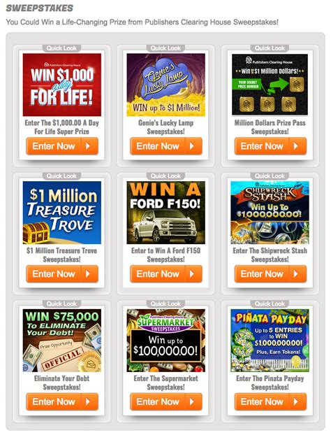 How Many Times Can You Enter Pch - are you entering the free contests and sweepstakes at pch pch blog