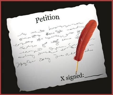 Attention Brits You To Sign This Petition Today jeff volek calls for signatories to a petition against