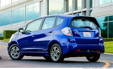 Honda Fit EV   Tesla Alternatives: Four cheap electric