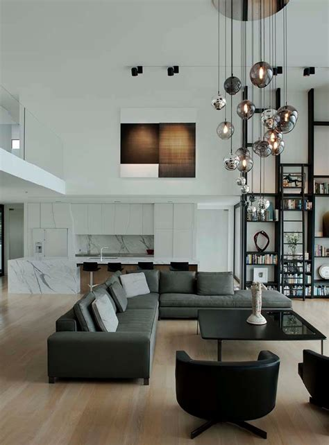 Decorating With High Ceilings | home interior design