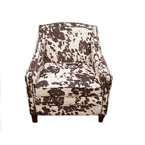 Cow Print Chair by Cow Print Lounge Chair Rental Premiere Events