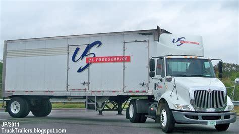 Trucker U truck trailer transport express freight logistic diesel mack peterbilt kenworth volvo