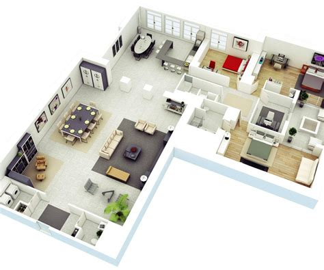 home design 3d two story l shaped house plans in precious l shaped plot along with
