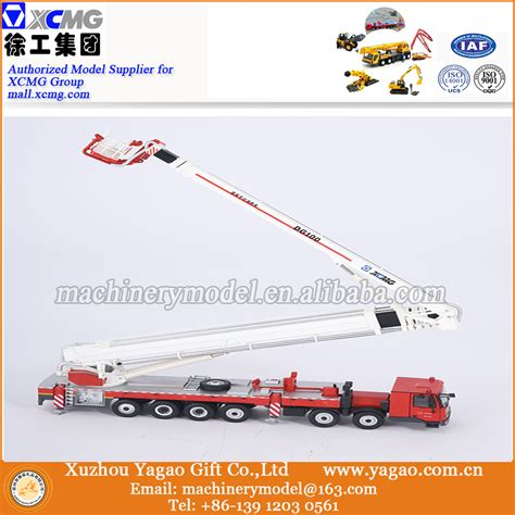 Die Cast Truck Car Build City 1 50 scale model diecast construction model xcmg dg100 truck model with firemen
