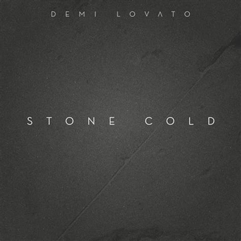demi lovato stone cold studio version demi lovato stone cold video premiere