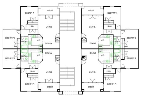 8 unit apartment building floor plans 8 unit apartment building plans featured apartment floor
