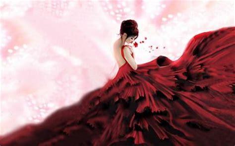 schoolgirl princess backgrounds beautiful red princess wallpaper for girls bedroom wall