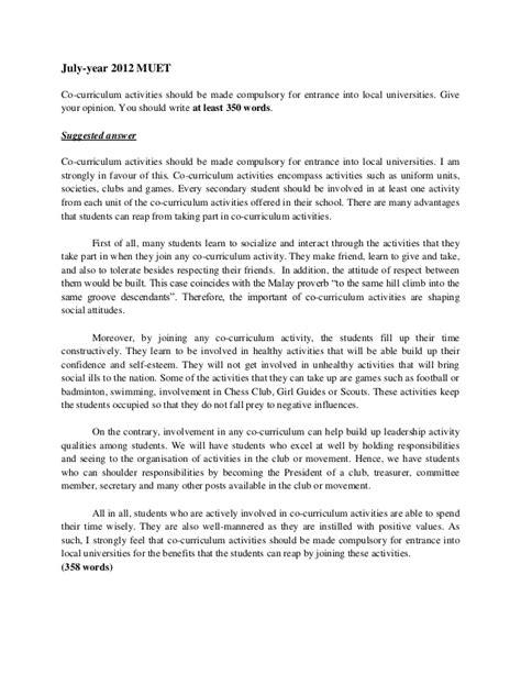 format essay stpm 1