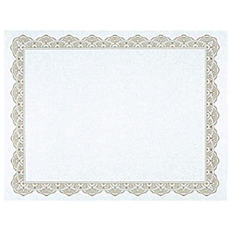 Modèle De Lettre Vierge Certificat Vierge Avec Bordure D 233 Corative De Royal Geo39451 Lettre Or Papier Sp 233 Cialis 233