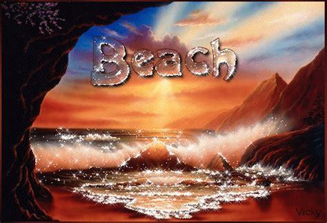 beach animated gif toanimationscom