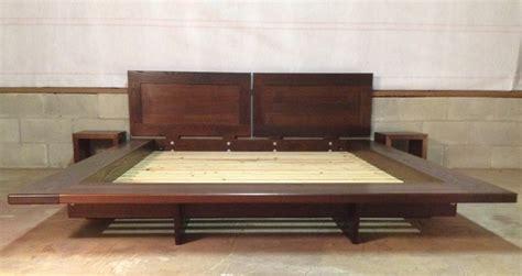 floating platform bed plans floating platform bed contemporary platform beds charleston by sanders woodworks